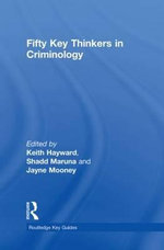 Fifty Key Thinkers in Criminology : The International Diffusion of Women's Human Right...