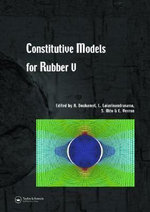 Constitutive Models for Rubber : Proceedings of the 5th European Conference, Paris, France, 4-7 September 2007