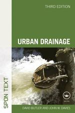 Urban Drainage - David Butler