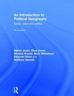 An Introduction to Political Geography : Space, Place and Politics - Rhys Jones