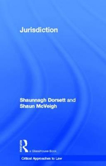 Jurisdiction - Shaunnagh Dorsett
