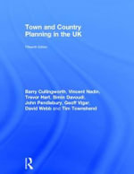 Town and Country Planning in the UK - Barry Cullingworth