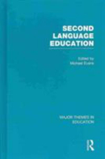 Second-Language Education : Second-Language Education, 5-vol. set