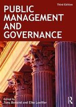Public Management and Governance : Routledge Companions