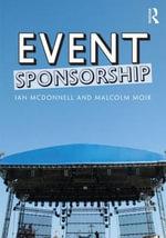 Event Sponsorship - Ian McDonnell