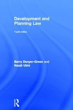 Development and Planning Law - Barry Denyer-Green