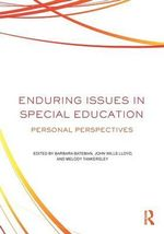 Enduring Issues in Special Education : Personal Perspectives