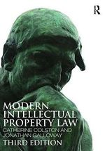 Modern Intellectual Property Law - Helena Howe