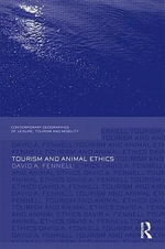 Tourism and Animal Ethics - David A. Fennell