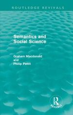Semantics and Social Science : Civic Republicanism in Zapatero's Spain - Graham MacDonald