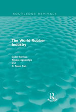 The World Rubber Industry - Colin Barlow