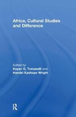 Africa, Cultural Studies and Difference