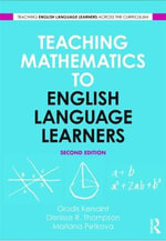 Teaching Mathematics to English Language Learners - Gladis Kersaint
