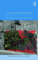 Claiming the International : Computational Urbanism in the Twenty-First Century