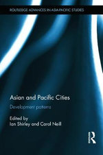 Asian and Pacific Cities : Development Patterns