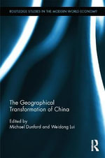 The Geographical Transformation of China : The Case of India