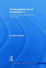 Consumption as an Investment - Cosimo Perrotta