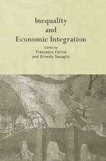 Inequality and Economic Integration