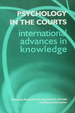Psychology in the Courts : New Trends in Theory, Practice and Research