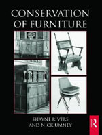 Conservation of Furniture : Life and Love on a Short Drive Around Half the Wor... - Shayne Rivers