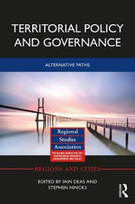 Territorial Policy and Governance : Alternative Paths