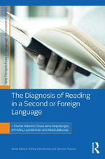 The Diagnosis of Reading in a Second or Foreign Language - J.Charles Alderson