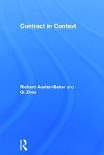 Contract in Context - Richard Austen-Baker