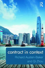 Contract in Context - Richard Austen-Baker