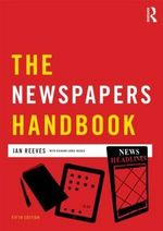 The Newspapers Handbook - Richard Keeble