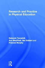 Research and Practice in Physical Education - Deborah Tannehill