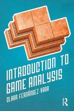 Introduction to Game Analysis - Clara Fernandez-Vara