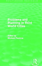 Problems and Planning in Third World Cities