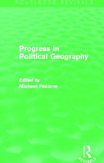 Progress in Political Geography