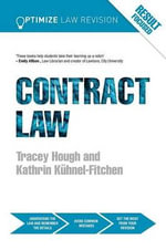 Optimize Contract Law - Kathrin Kuhnel-Fitchen