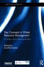 Key Concepts in Water Resource Management : A Review and Critical Evaluation