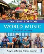 World Music Concise Edition : A Global Journey - Paperback & CD Set Value Pack - Terry E. Miller