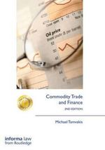 Commodity Trade and Finance : The Grammenos Library - Michael Tamvakis