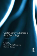 Contemporary Advances in Sport Psychology : A Review