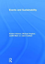 Events and Sustainability - Kirsten Holmes