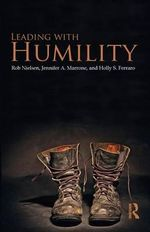 Leading with Humility - Rob Nielsen