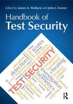 Handbook of Test Security