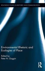 Environmental Rhetoric and Ecologies of Place : The SIOP Model