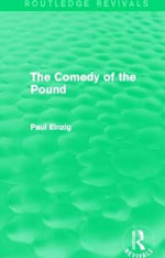 The Comedy of the Pound - Paul Einzig