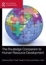 Routledge Companion to Human Resource Development