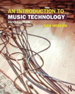 An Introduction to Music Technology - Dan Hosken