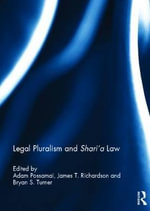 Legal Pluralism and Shari'a Law : Spa Histories