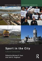 Sport in the City : Cultural Connections