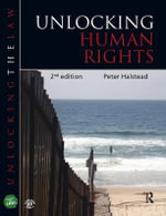 Unlocking Human Rights - Peter Halstead