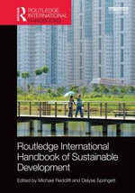 Routledge International Handbook of Sustainable Development : Routledge International Handbooks
