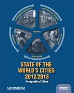 State of the World's Cities 2012/2013 : Prosperity of Cities